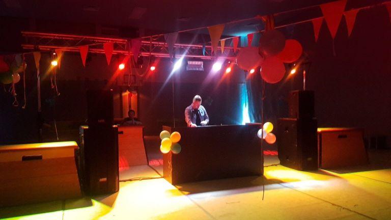 Drive in vanaf 100 personen excl. DJ
