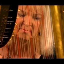 Regina Ederveen harpist/harpiste