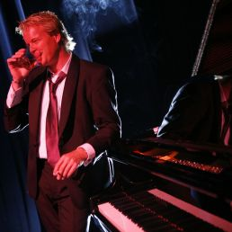 Pianist Naaldwijk  (NL) Kees Toets