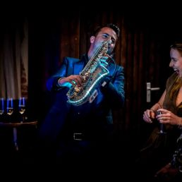 Saxophonist Leiderdorp  (NL) Mr. Saxo-B Saxin up your party