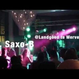 Mr. Saxo-B Saxin up your party