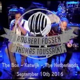 Duo Robbert Fossen & Thomas Toussaint