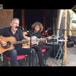 Duo Robbert Fossen & Lothar Wijnvoord
