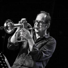 Trompettist,jazzcombo, bigband Marc Huynen