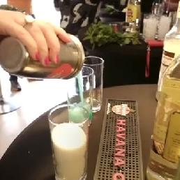 Dancarinas Cocktail Workshop