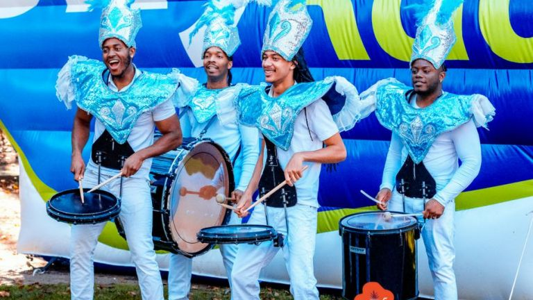 Caribische Brassband