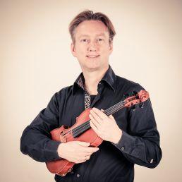 Violist Waalre  (NL) Nico Dezaire