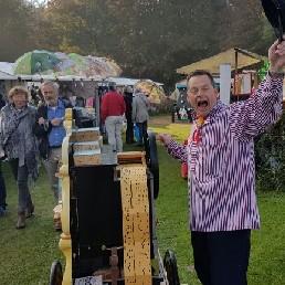 Musician other Den Haag  (NL) Dutch Barrel Organ
