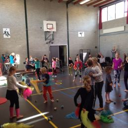 Trainer/Workshop Leeuwarden  (NL) Circusworkshops