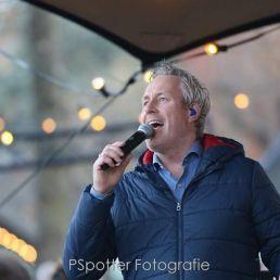 Singer (male) Huizen  (NL) Patrick Willemse Feestzanger