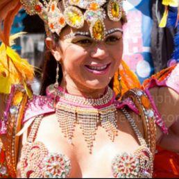 Braziliaanse Danseressen