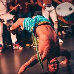 Braziliaanse carnavalshow