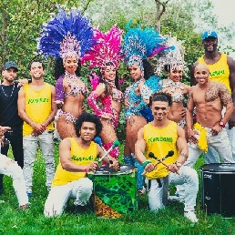 Dance group Purmerend  (NL) Brazilian carnival show