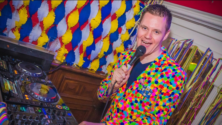Feest DJ Robin