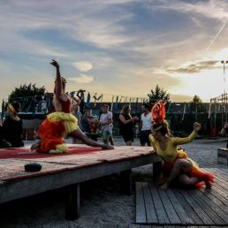 Dance group Amsterdam  (NL) Stop 6: Phoenix