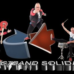 Band Emmer Compascuum  (NL) Feestband Solidair