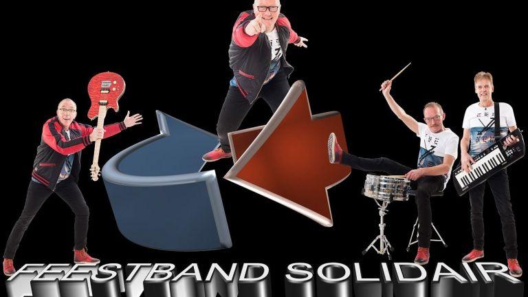 Feestband Solidair
