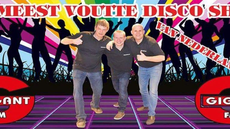 GIGANT FM VOUTTE  DISCO SHOW