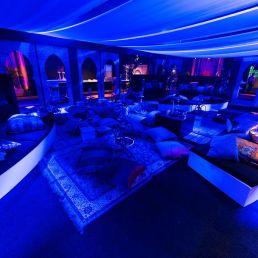 Event show Nuenen  (NL) Waterpijp Lounge