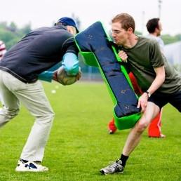 Trainer/Workshop Nuenen  (NL) Rugby Workshop