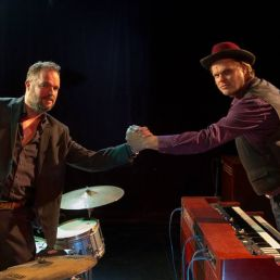 Band Nuenen  (NL) Handshake Daddies