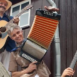 Band Nuenen  (NL) The Spice Daddies
