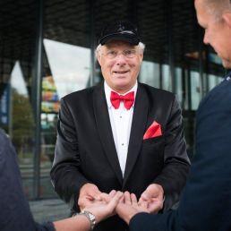 Fortune teller Hilversum  (NL) Handlezer Professor Drabb