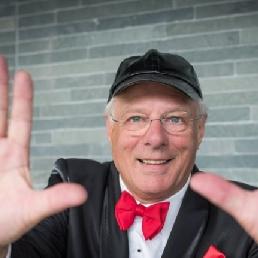 Waarzegger Hilversum  (NL) Handlezer Professor Drabb