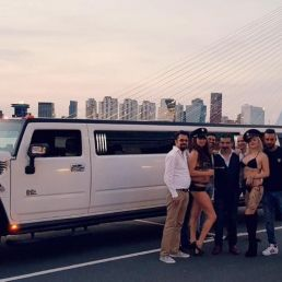 Danser Capelle aan den IJssel  (NL) Hummer Striptease