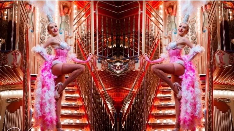 Danser Rotterdam  (NL) Elegant Burlesque acts