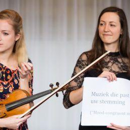 Violist Utrecht  (NL) Lecture recital:Het Nieuwe Mozart Effect