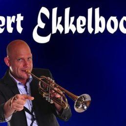 Trompettist Haaksbergen  (NL) Gert Ekkelboom Trompettist