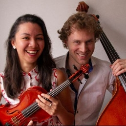 Violist Schiedam  (NL) Fortune Strings Duo