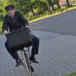 Animatie Emmen  (NL) Pieter de postbode