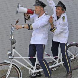 Animatie Emmen  (NL) Stadswachten Ben & Ben