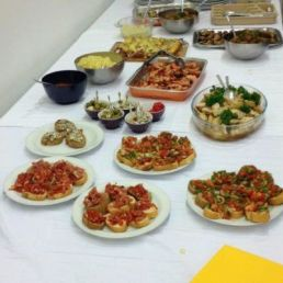 Tapas Workshop