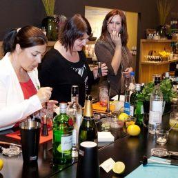 Trainer/Workshop Emmen  (NL) Cocktail Workshop