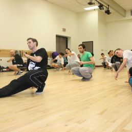 Trainer/Workshop Emmen  (NL) Workshop Breakdance