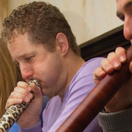 Trainer/Workshop Emmen  (NL) Workshop Didgeridoo