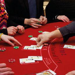 Sport/Spel Emmen  (NL) Workshop Blackjack