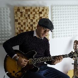 Gitarist Dordrecht  (NL) One Man Band Marcos