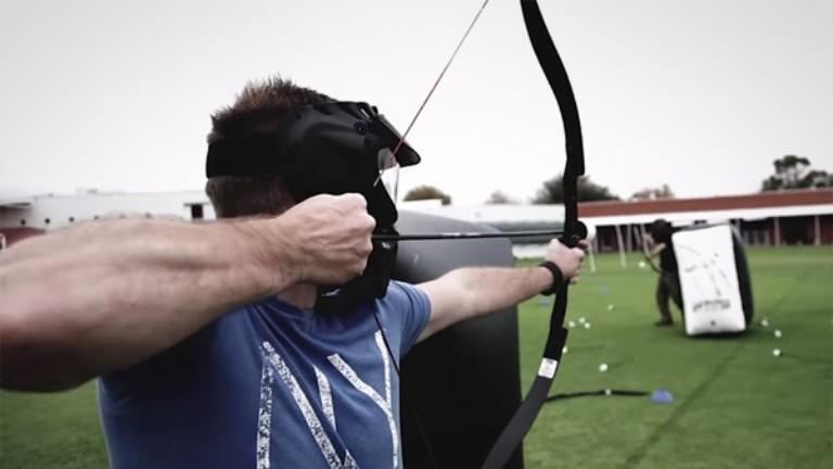 Archery Voetbal
