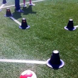 Sport/Spel Oosterwolde  (Gelderland)(NL) Smartgoals Voetbal