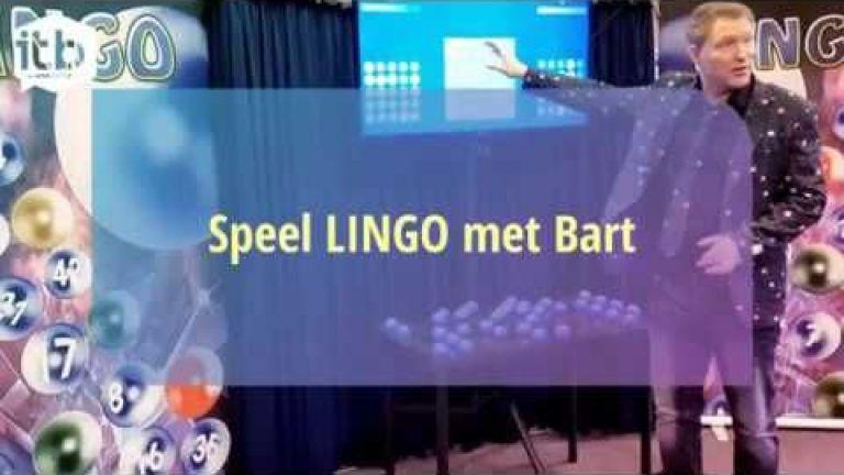 Kindervoorstelling Zwanenburg  (NL) Lingo met Bart Juwett