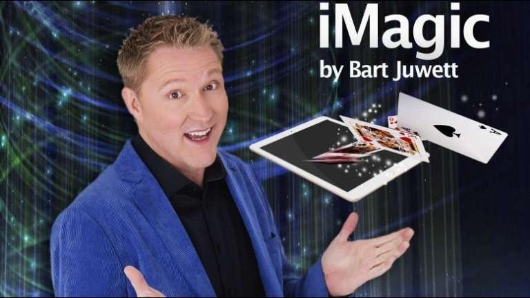 iMagic - Close up Magic in a modern jacket
