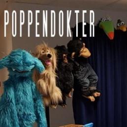 Kindervoorstelling Zwanenburg  (NL) Poppendokter
