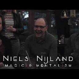 De Tafelgoochelaar - Niels Nijland
