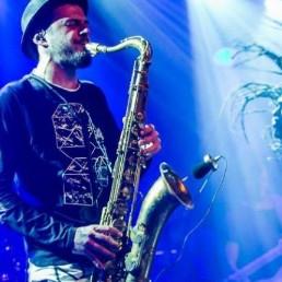Saxofonist Rotterdam  (NL) Saxbeatz