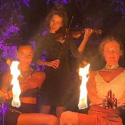 Violist Den Haag  (NL) Elegantly moving Flames & Melodies