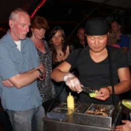 Foodtruck Lelystad  (NL) The Walking Grill